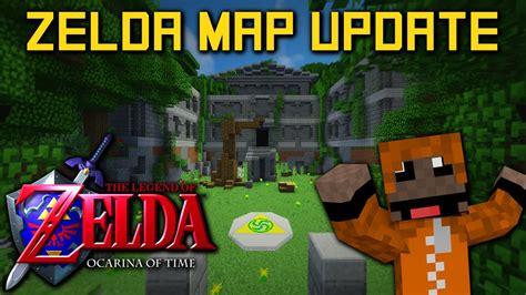 Legend of zelda ocarina of time minecraft map download ...